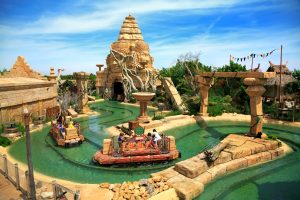 PortAventura World is a Salou theme park