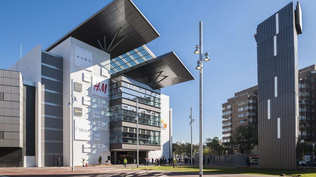 Zara Salou - if you want to shop at Zara you need to visit Reus og Tarragona.