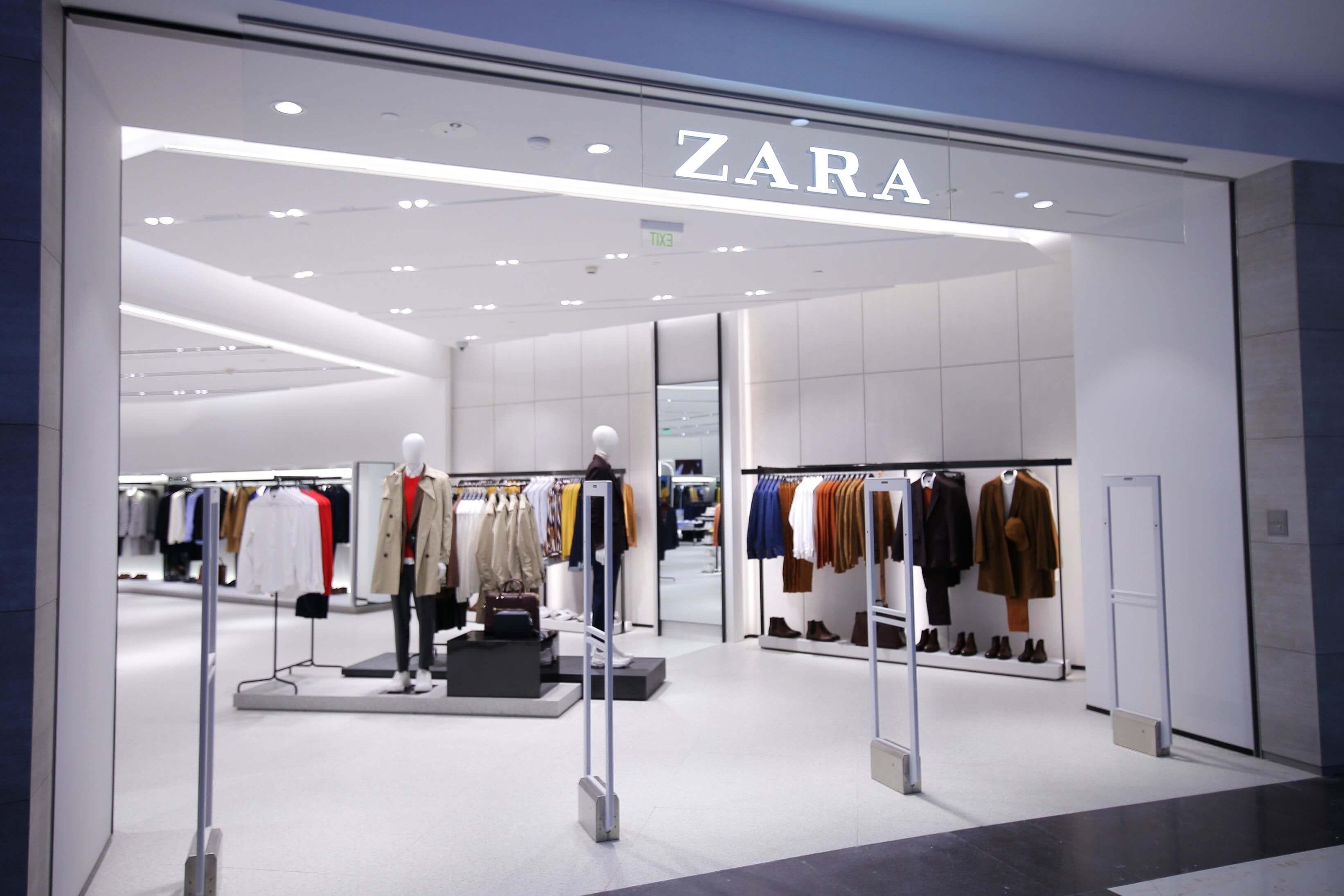 Зара Магазин Одежды
